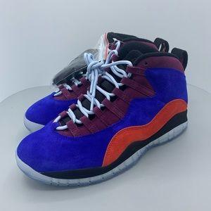 "Nike Air Jordan 10 Retro NRG ""Maya Moore Court Lux"